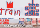 Train & Goo Goo Dolls Bring The Heat Of The Summer Tour To Mid-Florida Credit Amphitheater