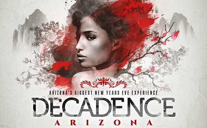 RELENTLESS BEATS ANNOUNCES THE RETURN OF DECADENCE ARIZONA, DECEMBER 30 & 31, 2019