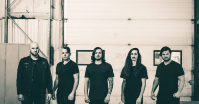ARRIVAL OF AUTUMN Announces North American Tour with IN FLAMES & RED