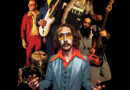 """BLACK MAGIC FLOWER POWER Fuse Funk and Psych Rock with Retro-Visuals on """"Funky Town Sex Machine"""""""