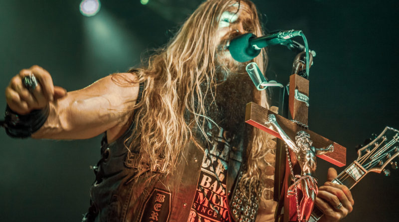 Black Label Society Celebrate 20 Years Of Sonic Brew At House Of Blues In Orlando