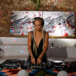 MUSIC AGAINST ANIMAL CRUELTY AND ROBYN WARD HOST WILDLY SUCCESSFUL 'PLASTIC NATION' CHARITY ART AUCTION AT SABINA IBIZA
