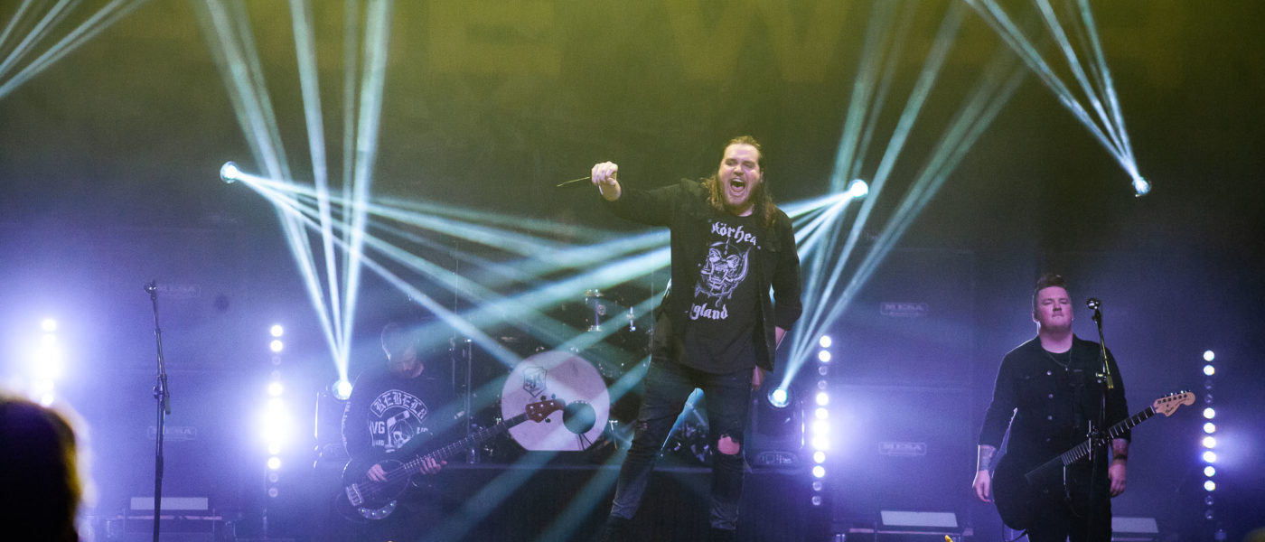 Wage War Comes Home On The Pressure Tour At House of Blues