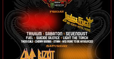 Rebel Rock Stage 2 Lineup Revealed