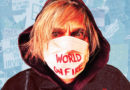 """BLUE EYED CHRIST Reveals """"America H"""" Off of Upcoming LP, 'World On Fire'"""