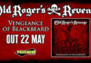 "Old Rogers Revenge Releases Newest Album ""Vengeance Of Blackbeard"""