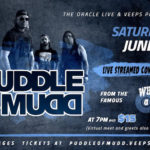 Puddle of Mudd to Perform Live Stream Concert  at the World Famous Whisky a Go-Go