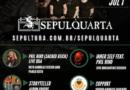 Sepultura Welcome Phil Rind (SACRED REICH) To Their SepulQuarta Sessions! [WED, JULY 1ST, 12 PM Pacific / 3 PM Eastern]