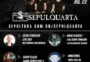 Sepultura Welcomes Devin Townsend To Their SepulQuarta Sessions! [WED, JULY 22ND, 12pm Pacific /  3pm Eastern]