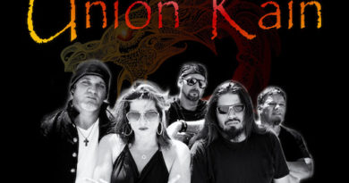 """UNION KAIN Releases Dark Official Lyric Video for Old Testament Inspired Metal Single, """"The Master"""""""