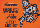 SummerStage Anywhere Digital Series Content Programming Week of July 13 – July 19