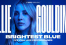 "VEVO AND ELLIE GOULDING RELEASE OFFICIAL LIVE PERFORMANCE OF ""BRIGHTEST BLUE"""