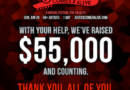 NAUGURAL VIRTUAL MUSIC FESTIVAL JUSTICE COMES ALIVE RAISES OVER $55,000 FOR PLUS1 FOR BLACK LIVES FUND