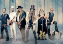The folk metal superheroes KORPIKLAANI will premiere their new live video of Harmaja today. The show was recorded with the Brass section of the Lathi Symphony Orchestra at Nosturi, Helsinki.