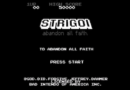 "STRIGOI – Unleash Fan Nade 8-Bit Version Of ""Carved Into The Skin"""