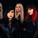"""All-Female Band Conquer Divide Return, Premiere """"Chemicals"""" Video At Revolver"""
