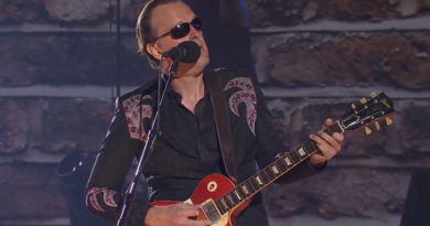 Joe Bonamassa Breaks New Ground With His Worldwide Live Stream Event