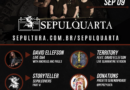 SEPULTURA – Welcomes David Ellefson To Their SepulQuarta Sessions!