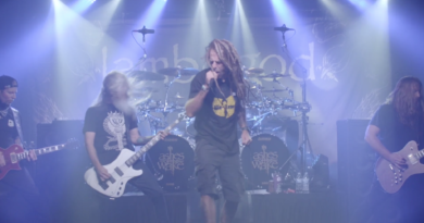 Lamb of God Decimate Their Final Live Stream With Ashes Of The Wake