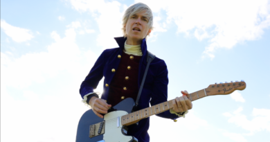 Nada Surf's Matthew Caws shares self-directed video for new political single