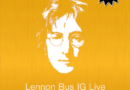 Tune-In To Watch The John Lennon Bus IG Live Party Today; Partnership With Gibson Gives Celebrates Lennon's 80th Birthday Oct. 9, With Virtual Event and Giveaways