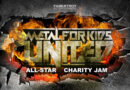 "Metal For Kids. United! All-Star Charity Jam Performs Deep Purple's ""Burn"" and Goes Global"