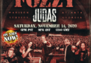 FOZZY ANNOUNCES CAPTURING JUDAS LIVESTREAM! SATURDAY, NOVEMBER 14TH AT 9PM EST ON VEEPS.COM