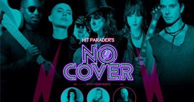 "Hit Parader's ""No Cover"" Announces All-Star Judges And Open Call For Unsigned Artists"