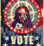 """""""Git Up, Get Out 'N Vote"""" Video & Plans Surprises For Next 2 Tuesdays Leading Up To Election Day"""