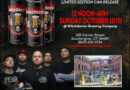 Hatebreed Live For This Lager Now Available in Cans + Exclusive Event Sunday, 10/18