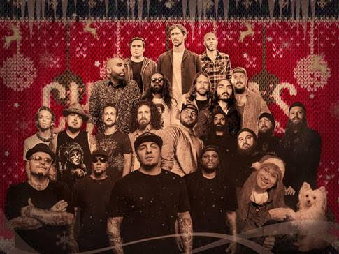 Mascot Records Announced CHRISTMAS ROCKS Release Coming November 27