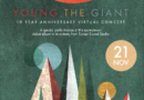 YOUNG THE GIANT (10TH ANNIVERSARY EDITION) ARRIVES TODAY