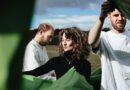 "Bristol-based electronic-pop trio ELDER ISLAND release arresting new single ""Feral"""