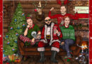 Barenaked Ladies announce 'A Very Virtual Christmas' streaming event Dec. 18 @ 9pm EST