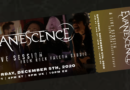 Review of Evanescence's Live Session Show From Rock Falcon Studios