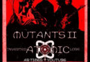 Press Release: 'MUTANTS OF THE MONSTER II' Heavy Metal Music Festival – FREE TO STREAM on Jan. 1st & 2nd