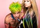 "MOD SUN and Avril Lavigne Drop Power Punk Anthem ""Flames"""