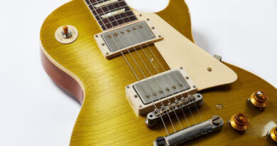 Gibson Reveals New 2021 Line-up and Virtual NAMM Experience