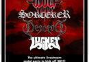 "Sorcerer To Join Wolf, Descend, Lugnet For ""Stream Bloody Stream"" Live Event"