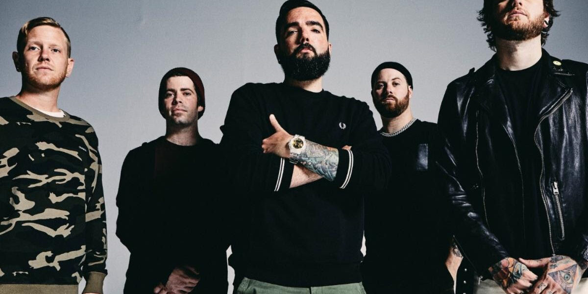 """A DAY TO REMEMBER ANNOUNCE """"LIVE AT THE AUDIO COMPOUND"""" ACOUSTIC LIVESTREAM EVENT"""