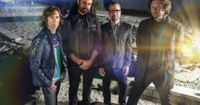 Review Of Godsmack Drummer Shannon Larkin And Guitarist Tony Rombola's New Album The Apocalypse Blues Revival