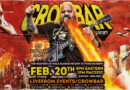 CROWBAR Returns With Exclusive Livestream This Saturday, February 20th; Tickets + Limited Merch Designs On Sale NOW!