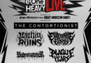EONE HEAVY LIVE: Exclusive Livestream Featuring The Contortionist, Within The Ruins, Enterprise Earth, Bodysnatcher, And Plague Years To Commence April 3rd; Tickets On Sale NOW!