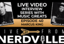 Marcus King and Joe Bonamassa talk musical influences, Grammys, Dan Auerbach on 'Live From Nerdville'