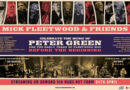 MICK FLEETWOOD & Friends Celebrate the Music of PETER GREEN – Streaming On Demand Event Announced