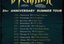 Byzantine announces 21st anniversary USA tour