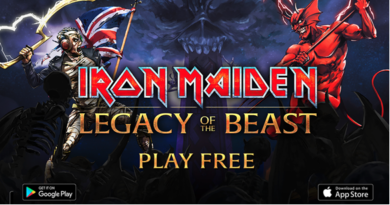 Iron Maiden: Legacy of the Beast Announces Ground-Breaking In-Game Collaboration With Amon Amarth
