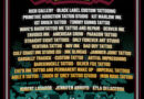 Inkcarceration Music & Tattoo Festival: Slipknot, Rob Zombie, Mudvayne (First Reunion Show) & More, Sept. 10-12 At Historic Ohio State Reformatory, With More Than 75 Tattoo Artists