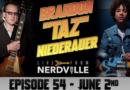"""Brandon Taz Niederauer (""""School of Rock"""") interviewed by Joe Bonamassa on 'Live From Nerdville'"""