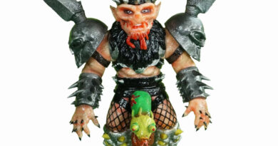 """High on Plastic and GWAR Announce Oderus Urungus 10"""" Toy"""
